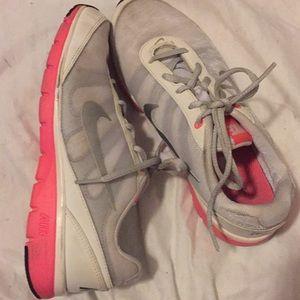 Loved Nike Air running sneakers